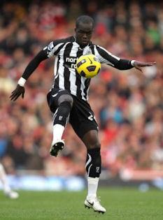 Newcastle's Tiote targets even more improvement next season.