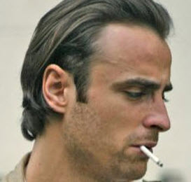 Berbatov in Newcastle United transfer speculation.