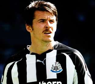 Joey Barton with the good luck 'stache