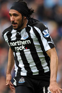 Jonas Gutierrez wants 2 home wins to finish the 2010/2011 season.