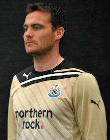 Goalkeeper shirt 2011/2012