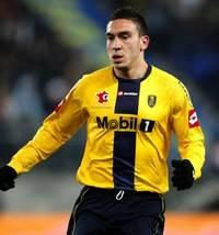Melvut Erding allegedly interests Newcastle United.