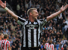 Newcastle reject West Ham's bid for Kevin Nolan.