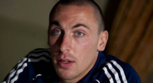 Celtic captain Scott Brown wants to remain in Scotland.