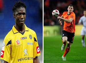 Maiga and Pieters remain Newcastle United targets.