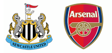Newcastle United v Arsenal match preview.