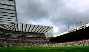 Newcastle United v Fulham, 2011/2012