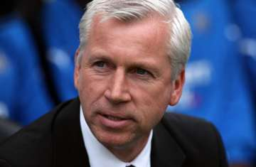 Alan Pardew: Up to the task?
