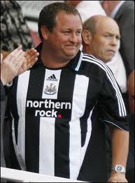 Mike Ashley wants no more abuse.