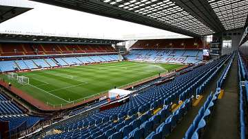 Villa Park awaits the high flying Magpies.