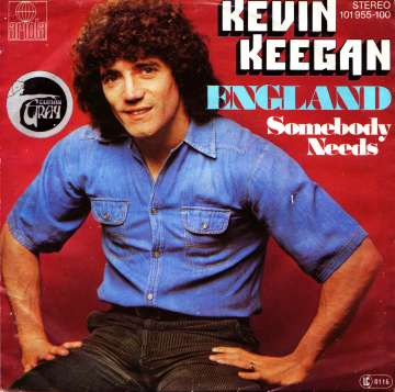 Kevin Keegan: The Entertainer.