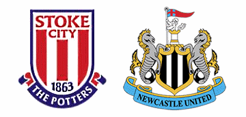 Stoke City vs Newcastle United.