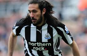 Has Jonas Gutierrez earned the respect of Newcastle United fans?