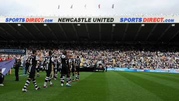 It's St James' Park!
