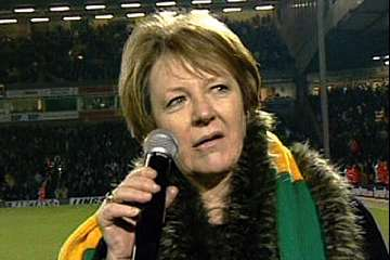 "Delia Smith - ""Where are ya?"""