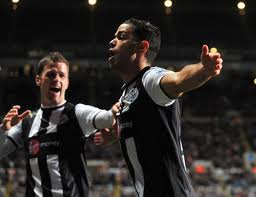 Ben Arfa's display against Blackburn impresses the boss.
