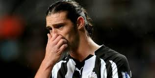 Andy Carroll rumoured to have been offered back to Newcastle United.