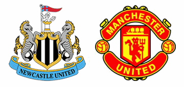 Newcastle United v Machester United.