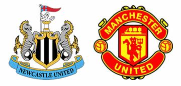 Newcastle United v Machester United.