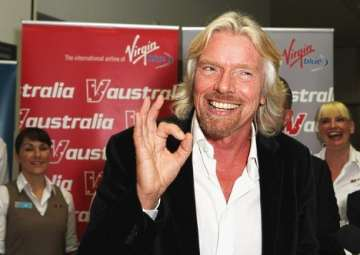 Richard Branson - Newcastle United's newest fan?