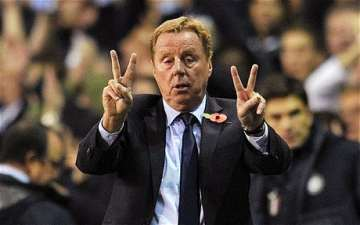 A double victory for Redknapp this week.