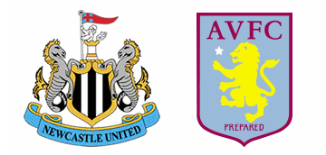 Newcastle United v Aston Villa.