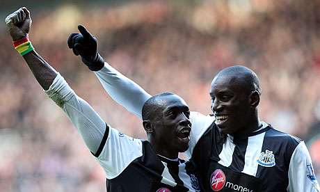 Newcastle United v Aston Villa full match video.