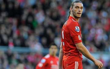 Andy Carroll is nervous about his visit to SJP.
