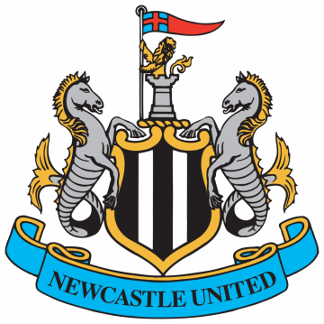 Newcastle United crest.