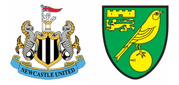 Newcastle United v Norwich City.