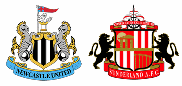 Newcastle United v Sunderland.