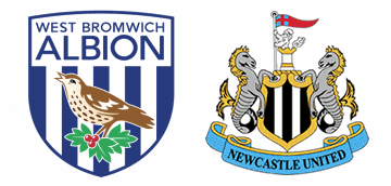 West Brom v Newcastle United.