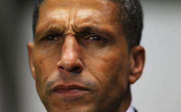 Chris Hughton.