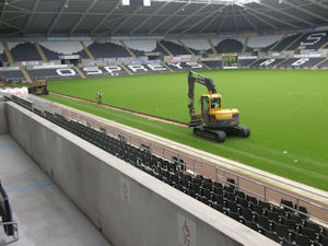 Swansea vs Newcastle match preview, April 2012.