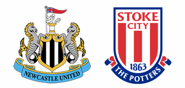 Newcastle United v Stoke City.