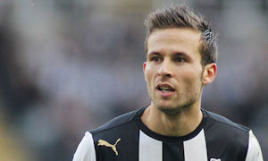 Yohan Cabaye interview with French website.