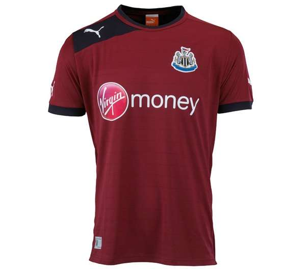 2012/13 NUFC away shirt: Yours to win!