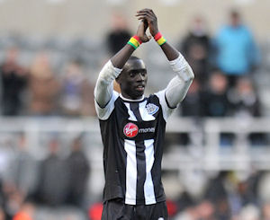 Papiss Cisse interview with a French website/magazine.