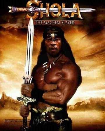 Shola the Mackem slayer.