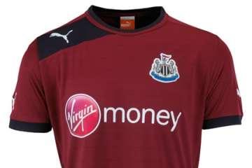 NUFC 2012-13 change shirt.