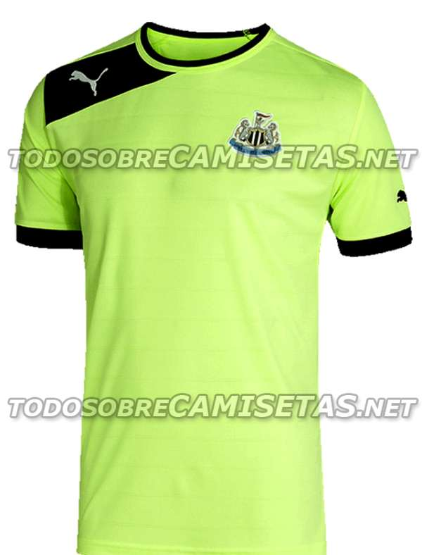 Newcastle United 2012/13 third shirt.