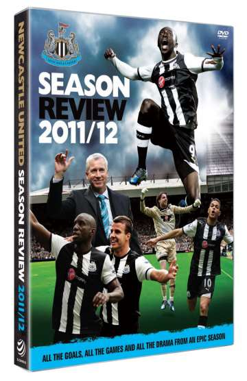 Newcastle United Season Review 2011/12.