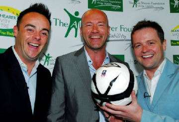 Alan Shearer Foundation.