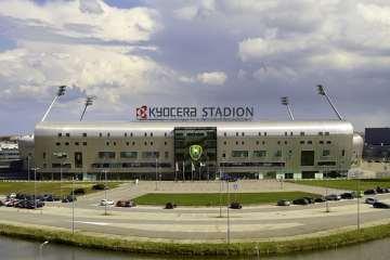 ADO Den Haag's Kyocera Stadion.