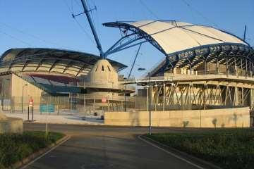 Estádio Algarve.