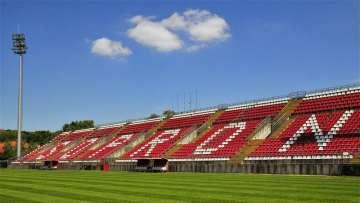 Káposztás Utcai Stadion, Sopron, Hungary.