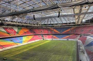 Ajax's Amsterdam ArenA.