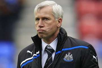 Alan Pardew - Newcastle United.