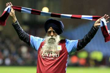 Old Aston Villa fan.