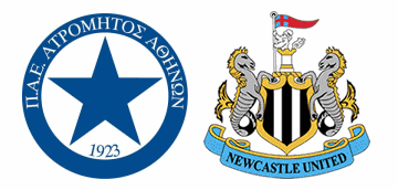 Atromitos v Newcastle United.